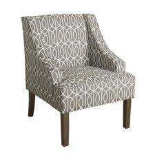 Finley Home Swoop Armchair