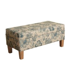 Lexie Upholstered Storage Entryway Bench