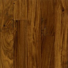 "Rustic Accents 4-18/25"" Engineered Exotic Hardwood Flooring in Old World"