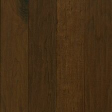 "American 5-3/4"" Engineered Walnut Hardwood Flooring in Buck Horn"