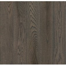 "Prime Harvest 5"" Solid Oak Hardwood Flooring in Oceanside Gray"