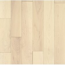 "Highgrove Manor 4"" Solid Maple Hardwood Flooring in Winter Neutral"