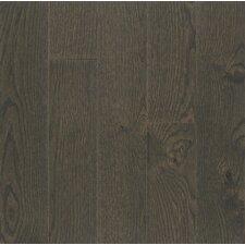 "Midtown 5"" Engineered Oak Hardwood Flooring in Timber Wolf"