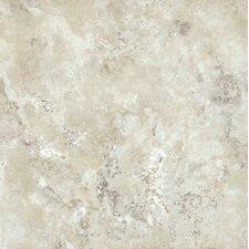 "Alterna Durango 16"" x 16"" Luxury Vinyl Tile in Bleached Sand"