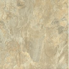"Alterna Mesa Stone 16"" x 16"" Luxury Vinyl Tile in Fieldston"