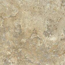 "Alterna Tuscan Path 16"" x 16"" x 4.06mm Luxury Vinyl Tile in Cameo Brown"