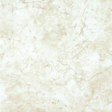 "Alterna La Plata 16"" x 16"" Luxury Vinyl Tile in Crème Fresh"