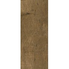 "Luxe Timber Bay Hickory 6"" x 48"" x 4.06mm Luxury Vinyl Plank in Provincial Brown"
