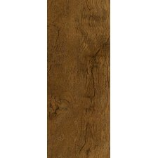 "Luxe Timber Bay Hickory 6"" x 48"" x 4.06mm Luxury Vinyl Plank in Molasses"