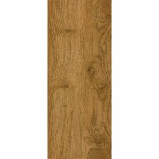 "Luxe Jefferson Oak 6"" x 36"" x 2.79mm Luxury Vinyl Plank in Golden"
