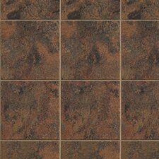 "Stone Creek 12"" x 48"" x 8mm Tile Laminate in Sienna"