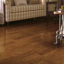 "Metro Classics 5"" Engineered Pecan Hardwood Flooring in Black Pepper"