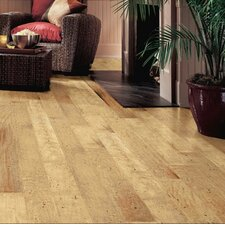 "Heritage Classics 5"" Engineered Maple Hardwood Flooring in Antique Natural"