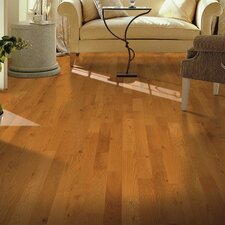 "Yorkshire 3-1/4"" Solid Red Oak Hardwood Flooring in Natural"