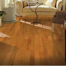 "Yorkshire 3-1/4"" Solid White Oak Hardwood Flooring in Umber"