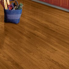 "Yorkshire 2-1/4"" Solid White Oak Hardwood Flooring in Canyon"