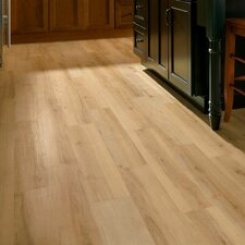 "Luxe Sugar Creek Maple 6"" x 36"" x 2.79mm Luxury Vinyl Plank in Natural"