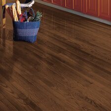 "Yorkshire 2-1/4"" Solid White Oak Hardwood Flooring in Sahara"