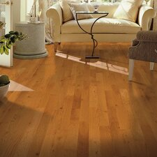 "Yorkshire 3-1/4"" Solid White Oak Hardwood Flooring in Auburn"