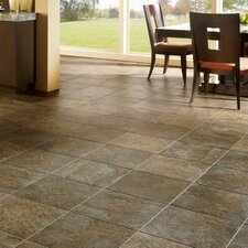 "Alterna Reserve Moselle Valley 16"" x 16"" x 4.06mm Luxury Vinyl Tile in Honeysuckle"