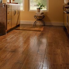 "American 5"" Engineered Hickory Hardwood Flooring in Cajun Spice"
