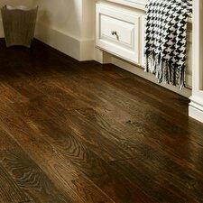 """American 5"""" Solid Oak Hardwood Flooring in Brown Bear"""