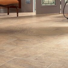 "Carmona Stone 16"" x 48"" x 8.3mm Tile Laminate in Piedre"