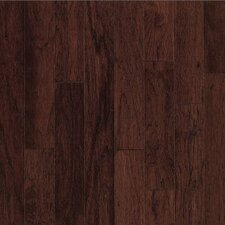 "Metro Classics 3"" Engineered Pecan Hardwood Flooring in Molasses"