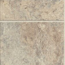 """Stone Creek 12"""" x 48"""" x 8.3mm Tile Laminate in Glace"""