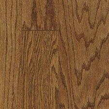 "Fifth Avenue Plank 3"" Engineered Red Oak Hardwood Flooring in Sable"