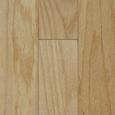 "Fifth Avenue Plank 5"" Engineered Red Oak Hardwood Flooring in Chablis"