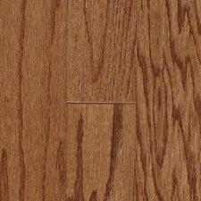 "Fifth Avenue Plank 5"" Engineered Red Oak Hardwood Flooring in Sable"