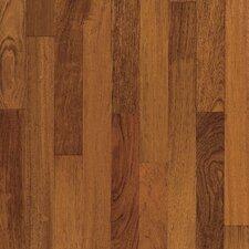"Valenza 3-1/2""  Engineered Jatoba Finish type Hardwood Flooring in Natural"