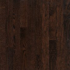 "Somerset 2-1/4"" Solid White Oak Hardwood Flooring in Kona"