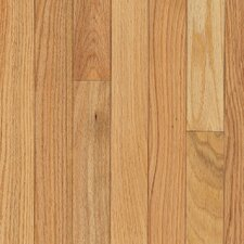 "Yorkshire 2-1/4"" Solid Red Oak Hardwood Flooring in Pioneer Natural"
