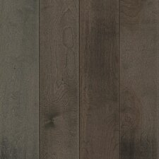 "Turlington Signature Series 3"" Engineered Birch Hardwood Flooring in Glazed Dusky Gray"