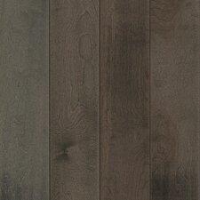 "Turlington Signature Series 5"" Engineered Birch Hardwood Flooring in Glazed Dusky Gray"