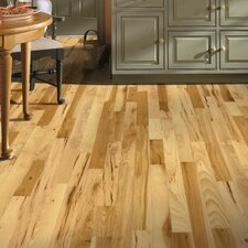 "American Treasures 2-1/4"" Solid Hickory Hardwood Flooring in Country Natural"