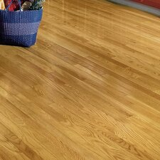 "Dundee 2-1/4"" Solid White Oak Hardwood Flooring in Seashell"