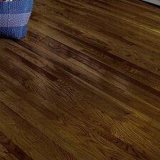 "Dundee 2-1/4"" Solid White Oak Hardwood Flooring in Mocha"