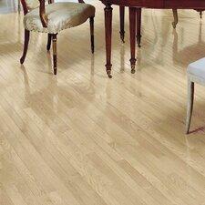 """Fulton 2-1/4"""" Solid White Oak Hardwood Flooring in Winter White"""