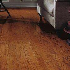 """Springdale Plank 3"""" Engineered Oak Hardwood Flooring in Gunstock"""