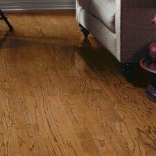 """Springdale Plank 3"""" Engineered Oak Hardwood Flooring in Mellow Brown"""
