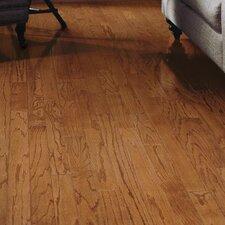 "Springdale Plank 3"" Engineered Oak Hardwood Flooring in Butterscotch"