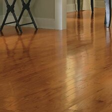 "Turlington 3"" Engineered Oak Hardwood Flooring in Butterscotch"