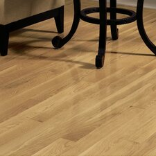 "Dundee 3-1/4"" Solid Red Oak Hardwood Flooring in Natural"