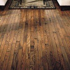 "Trumbull Strip 2-1/4"" Solid Oak Hardwood Flooring in Honey"