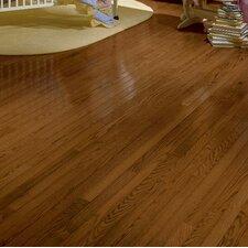 """Manchester 2-1/4"""" Solid Oak Hardwood Flooring in Saddle"""