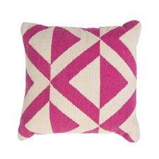 Corsica Handmade Cotton Throw Pillow