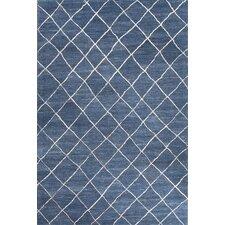 Riad Blue/Ivory Rug